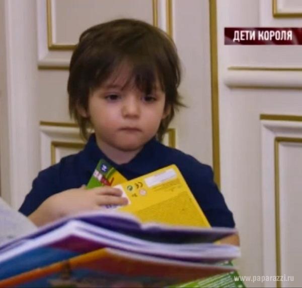 copii, filip kirkorov