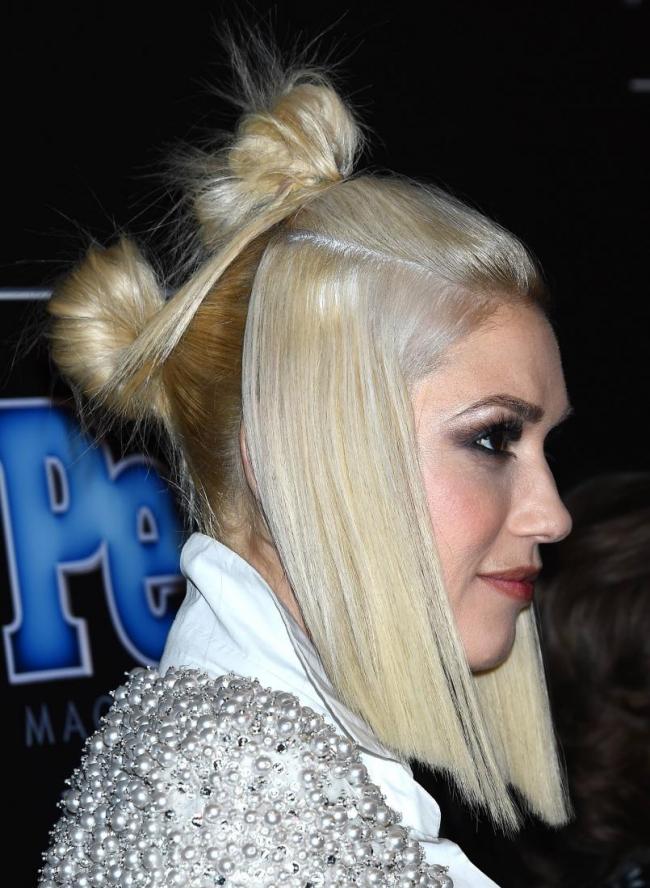 blonda, schimbare