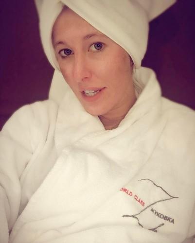 Ksenia Sobchak A Publicat O Poza In Care Apare Fara Machiaj Iar