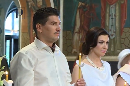 Nicu Tarna si Cristina Tarna