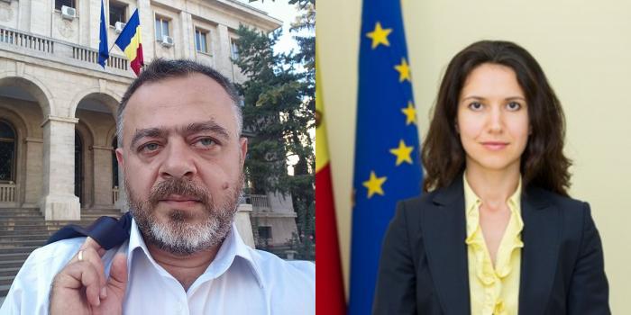 Румынский журналист: Муж министра юстиции фигурировал в деле о коррупции