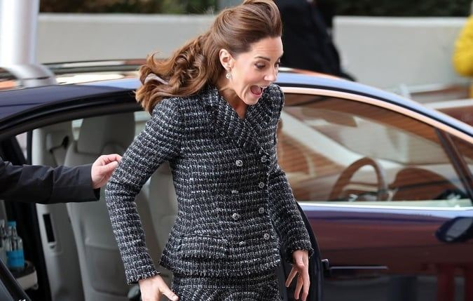 Dieta prințesei Kate Middleton: înainte de nuntă și după naștere