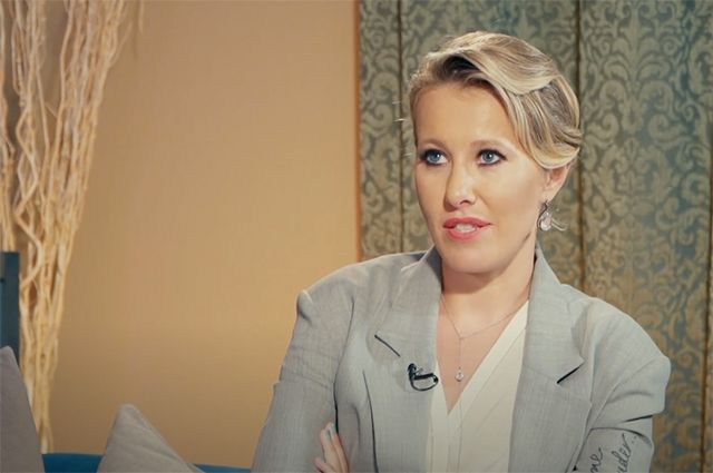 Ksenia Sobchak Cum a câștigat bani?