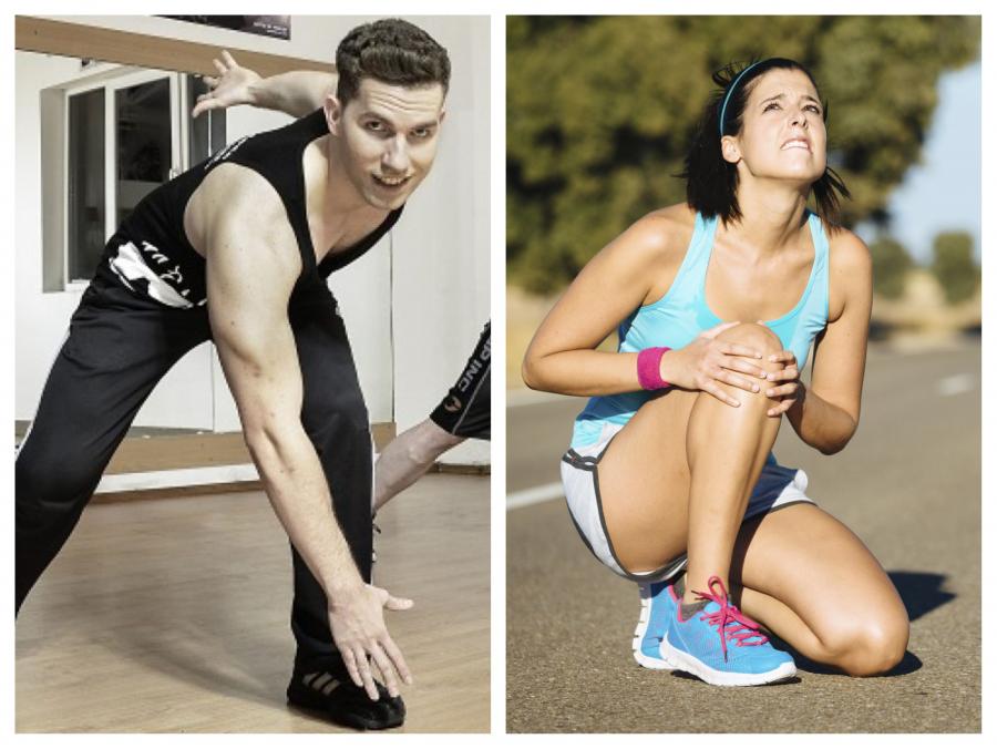 Ce sport poţi face dacă ai probleme cu genunchii | thelightdesign.ro