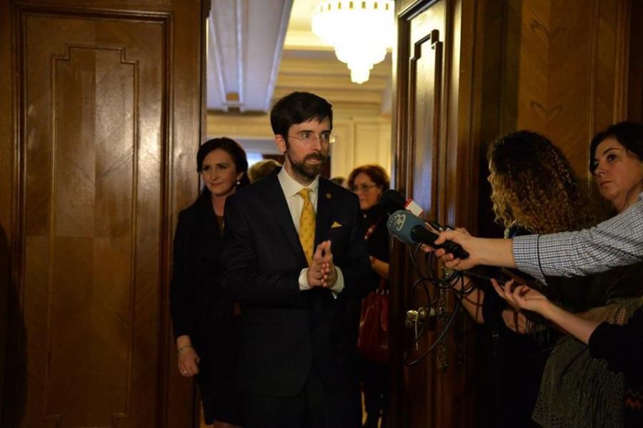 Румынский депутат: После Драгни пришла очередь его друга по другую сторону Прута