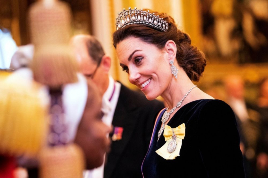 Kate Middleton are probleme cu greutatea. Prințul William este îngrijorat