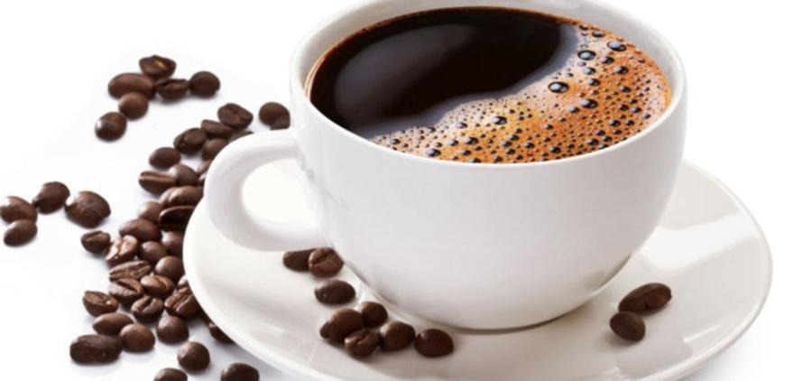 cafea subțire în jos