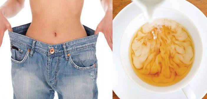 Cum slabesti cu dieta cu ceai verde si lapte. Pierzi 2 kg pe zi!
